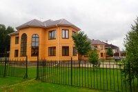 Фасад домов